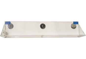 Plexiglass Storage Shelf (Tape Mount)