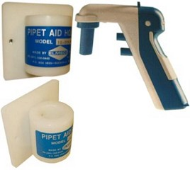 Pipet Aid Holder (Tape Mount)