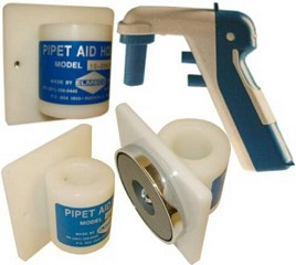 Pipet Aid Holder (Magnet Mount)